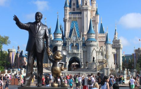 Senior Trip Day Four – Magic Kingdom