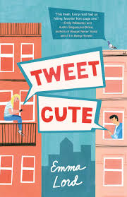 "The cover of ""Tweet Cute"" by Emma Lord, published on January 21, 2020."