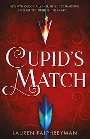 "Cover art for the book ""Cupid"