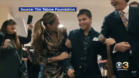Tim Tebow Night to Shine Prom