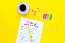 The college admissions process has been altered in face of COVID-19.