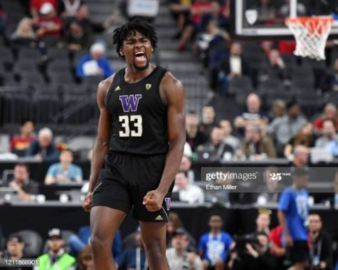 PF Isaiah Stewart out of Washington is a fantastic post player and defensive force that could develop into a dominant member of this 76ers squad.
