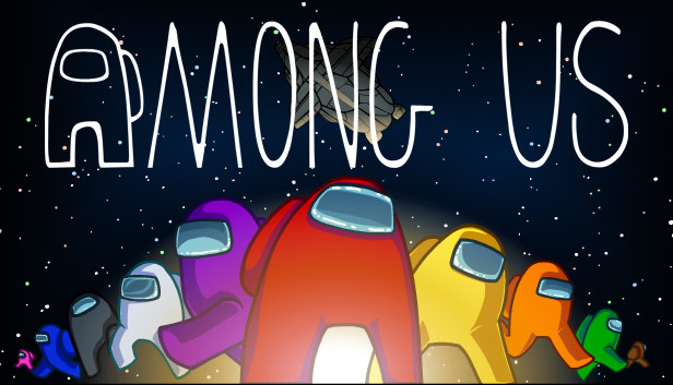 The cover art of Among Us, one of the indie games that have blown up over the past six months.