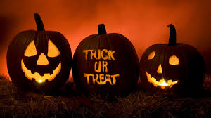 Halloween in the Age of COVID