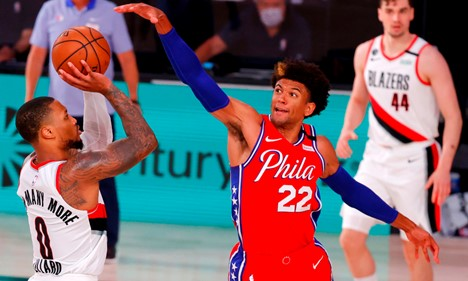 Matisse Thybulle is a future Defensive Player of the Year