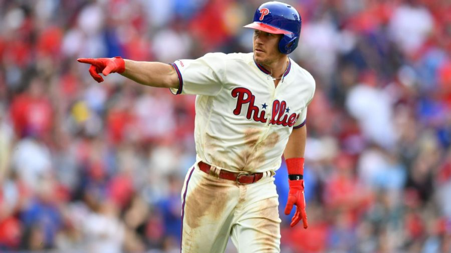 Phillies+sign+catcher+J.T.+Realmuto+to+new+deal