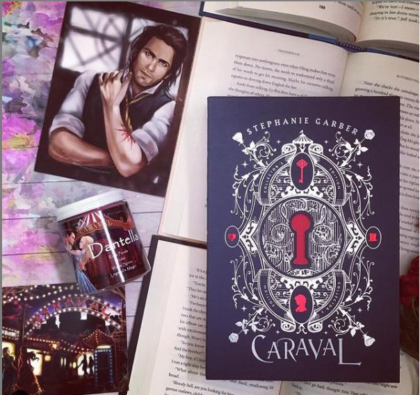 Caraval Series Review