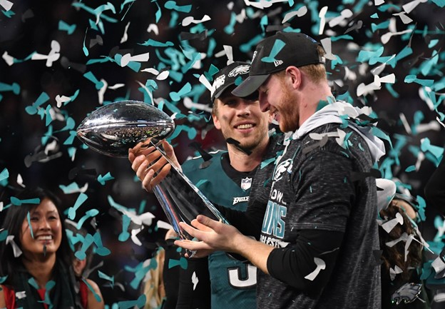 Wentz trade alters course of Eagles franchise