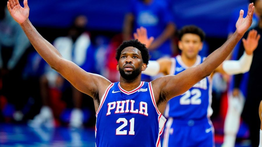 Why Joel Embiid is the clear MVP