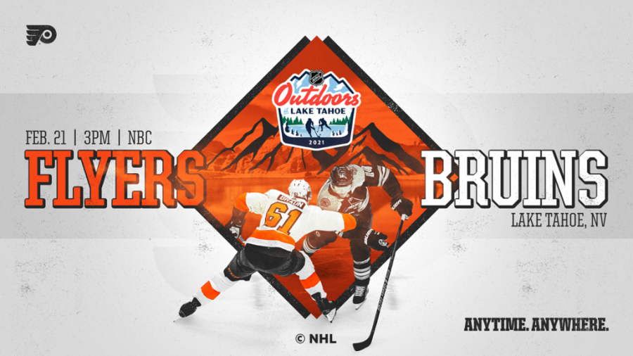 Flyers+play+outdoors+in+loss+to+Bruins