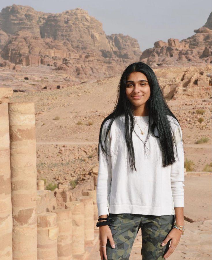 Raina Saraiya - Treasurer