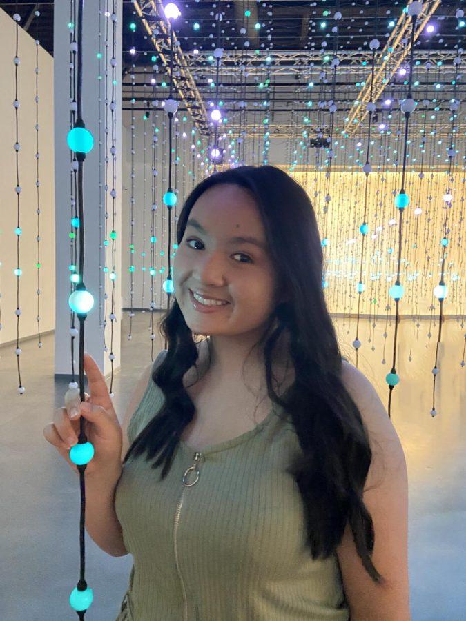 Jessica Wei - Recording Secretary