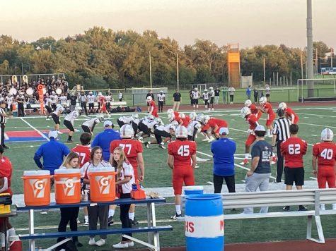 Varsity football dominates in season-opener