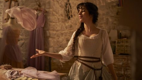 A screenshot of the trailer of the movie, starring Camila Cabello.